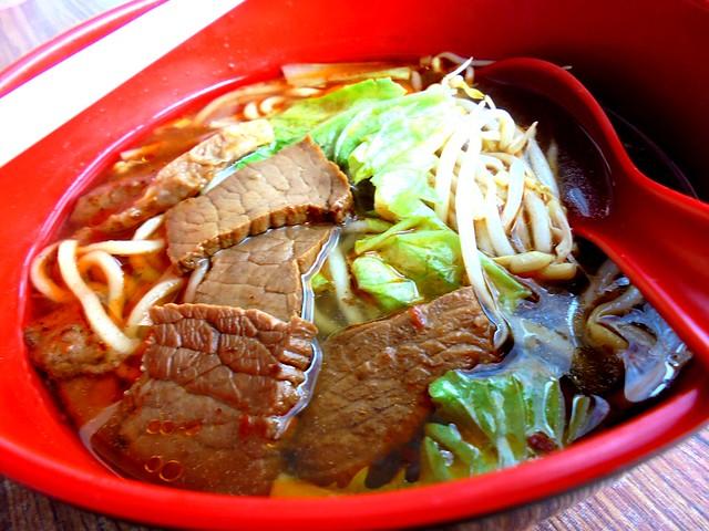 Kong Ma Ma beef noodles 2