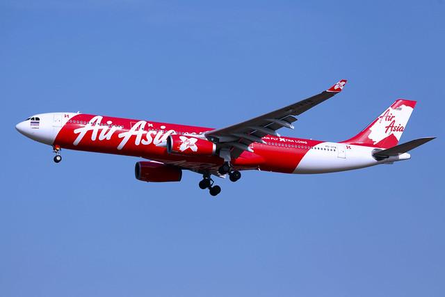 HS-XTB | Thai AirAsia X | Airbus A330-343 | ICN
