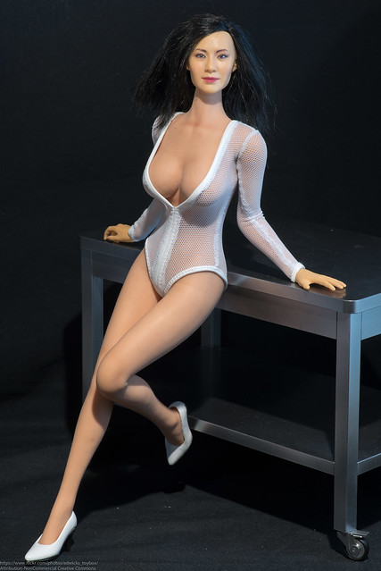 Flirty Mature Woman In Panties 13