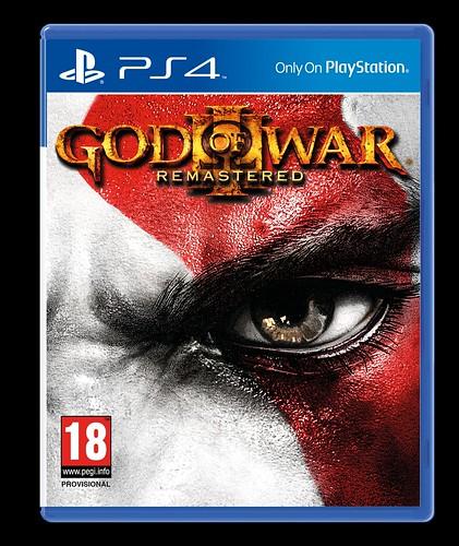 God of War III Remastered выйдет на PS4