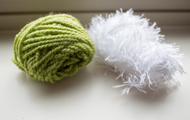 Yarn of the Month Club, March 2015
