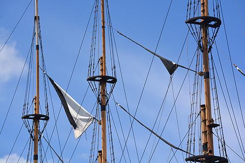 Kulamanu sails