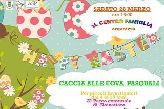 Noicattaro. Evento Centro Famiglia front