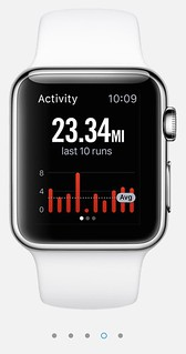 Apple Watch × Nike+ Running 04