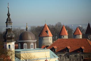 Towers, Tallinn