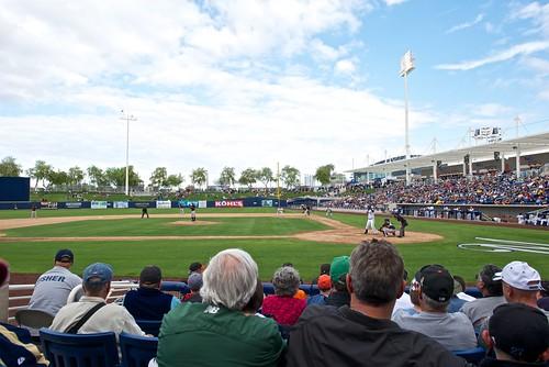 Giants Spring Training Maryville Baseball Park 3-2015