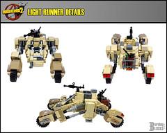 Light Runner Details