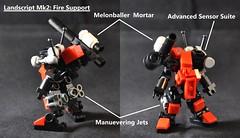 Landscript Mk2: Fire Support