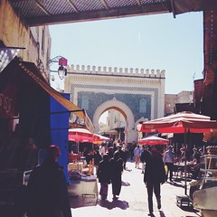 Mission Impossible: Not to get lost inside #Fes #Medina. I survived 700 meter radius from my hostel without asking directions from anyone... ok, I used google map. :grin: #traveltips #travel #Morocco