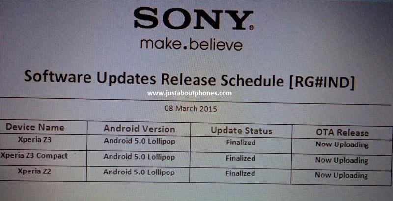 Sony va updata gama Xperia Z saptamana viitoare 139