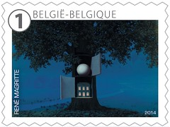 15 MAGRITTE timbre A