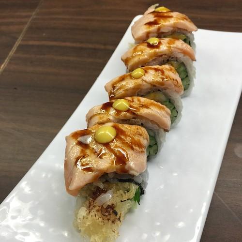 (吃到飽食記)同學會聚餐推薦,到高雄松江庭日本料理店找美食好料 (6)