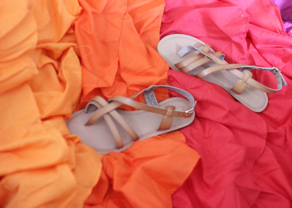 Old Navy Huarache Sandals under $30