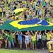 Manifestação, Brasilia , Brasil by Fandrade