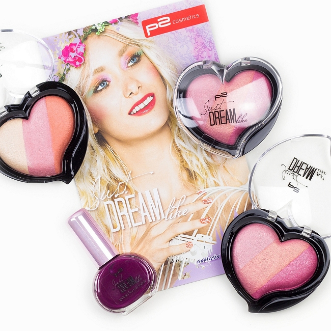 Instagram, Monatsrückblick März, p2 Just dream like, endless love trio blush