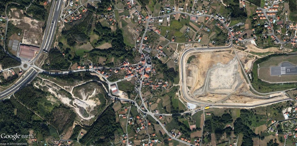 después, urbanismo, foto aérea,desastre, urbanístico, planeamiento, urbano, construcción,Culleredo, A Coruña