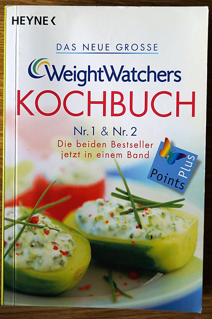 WeightWatchers Kochbuch