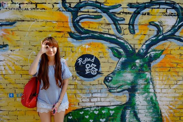 ▋,▋南台灣,tainan,village,一日遊,台南,台南一日遊,台南半日遊,台南景點,彩繪眷村,收集 @強生與小吠的Hyper人蔘~