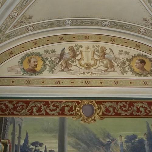 #dannunzio #castelloditorrealfina