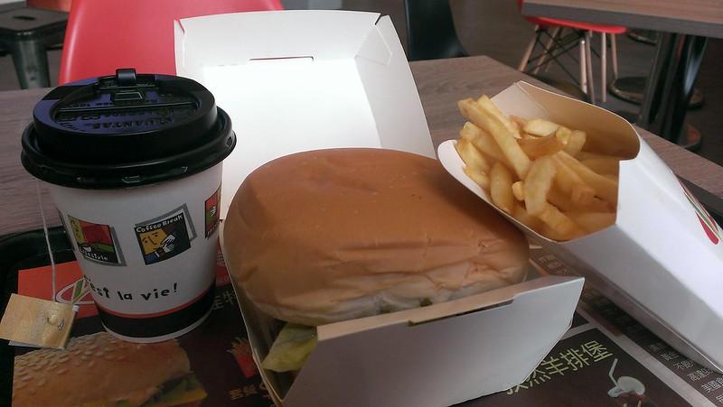 素食麥當勞