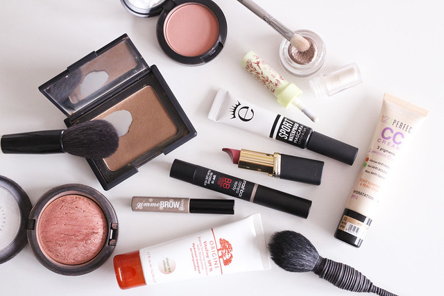 makeup when you are feeling under the weather