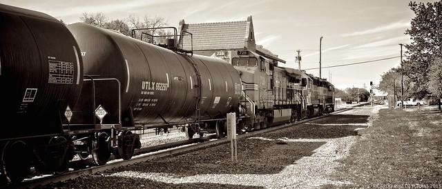 Choo Choo Train BNSF # 728