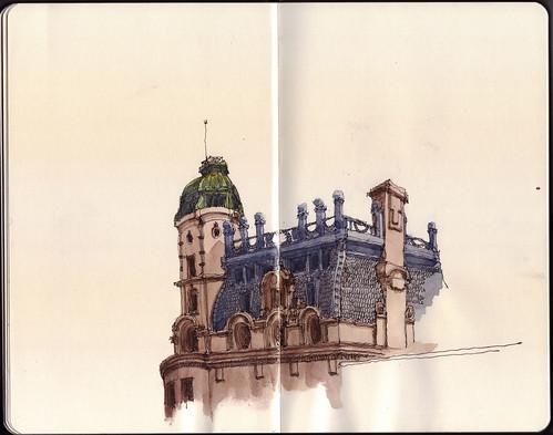 Plaza Dorrego / Dorrego Square: