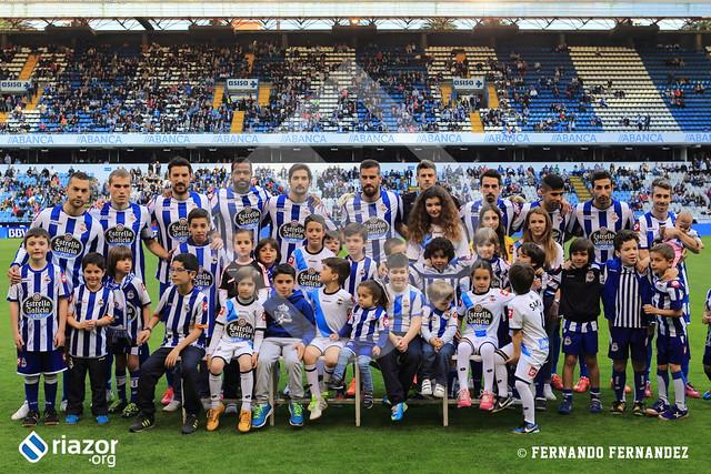 Liga BBVA. R.C.Deportivo 1 - Córdoba 1