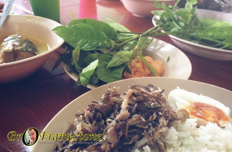 Ikan Patin Masak Tempoyak Restoran Sedap Weh