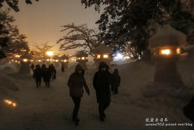 20150214米澤雪燈籠-10米澤雪燈籠-1330290
