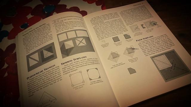 Bebilderte Schneideanleitungen - 101 Fabulous Rotary-Cut Quilts