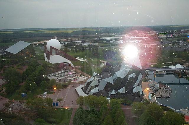futuroscope - poitiers - viaje a los castillos de loira
