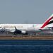 Emirates Airbus A380 & Delta 757 by AirlineFlyer