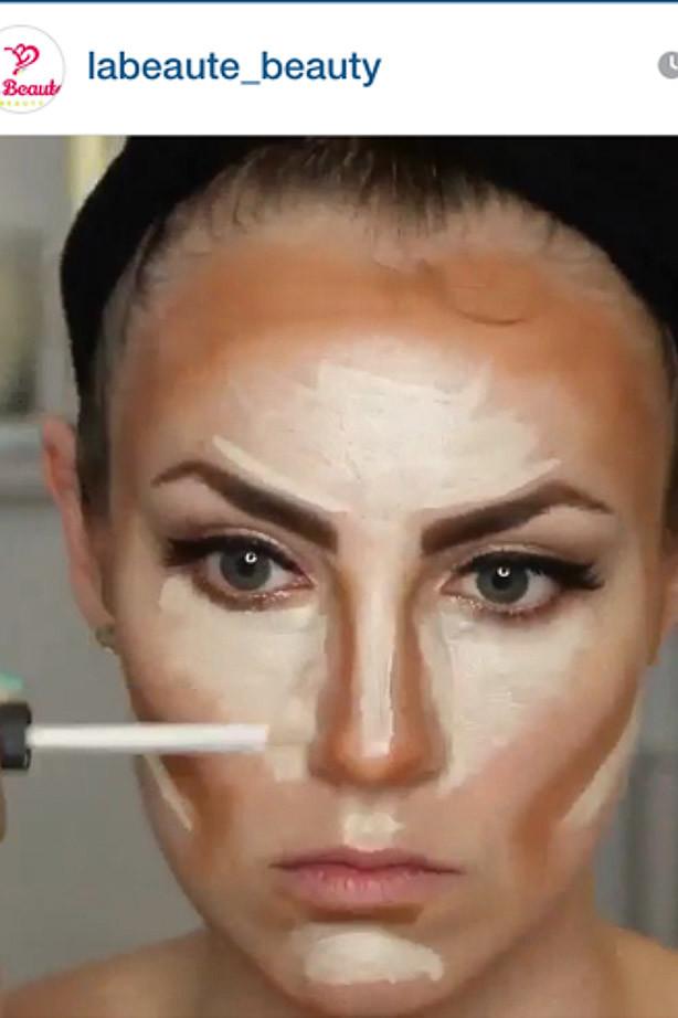 Wszystkie Chcemy Być Jak Kim Kardashian Agata Ma Nosa Makijaż