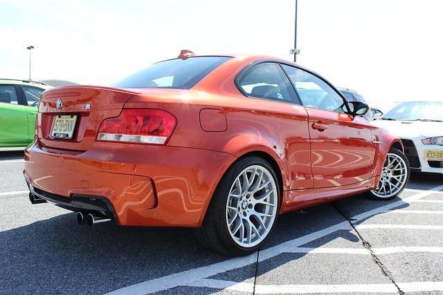 BMW 1M Coupé (E82)