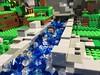 Woodrow Village Minecraft: Swimmer Steve!