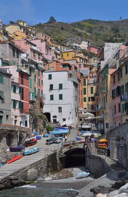 Rio Maggiore, Italy ...