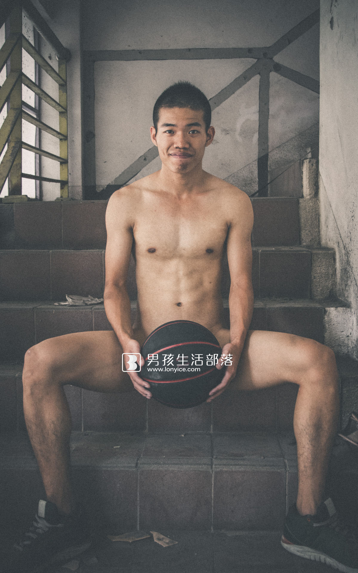 Basketball boy # 04