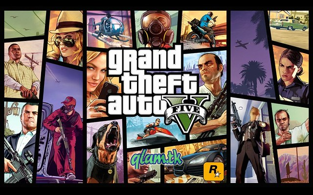 GRAND THEFT AUTO V Full Repack Direct Link