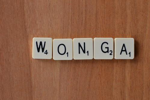 Wonga Scrabble