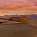 Mesquite Flats Dunes Sunset Panorama by Dan90266