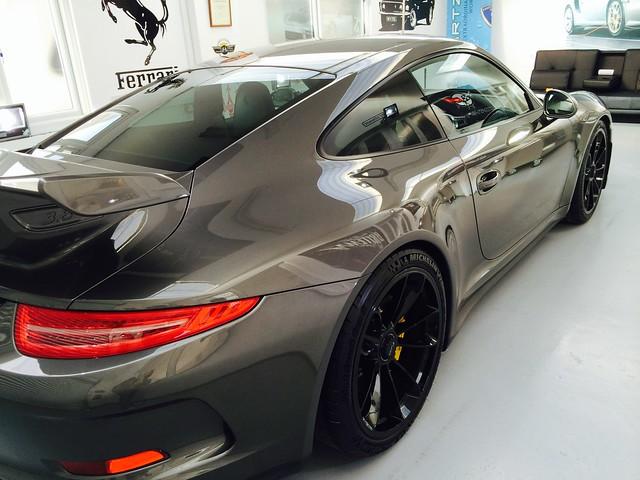 Porsche Gt3 #CQuartzFinest
