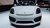 Visión Automotriz Salón del Automóvil de Nueva York 2015 Porsche Boxster Spyder 2015 presentación mundial 28