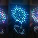 Fibonacci LEDs by krazydad / jbum