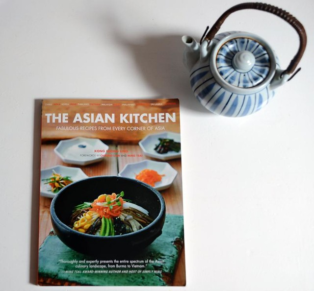 The Asian Kitchen ~ review + giveaway