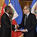 New Permanent Representative of Haiti to the OAS Presents Credentials
