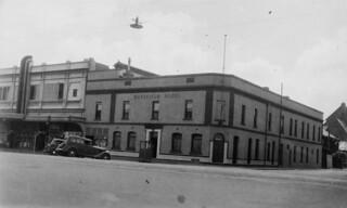 Wakefield Hotel, Wakefield Street, Adelaide, 1939