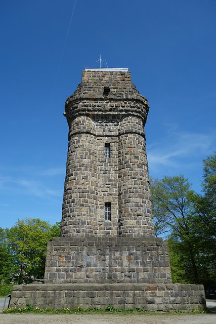 Bismarck Tower Wuppertal