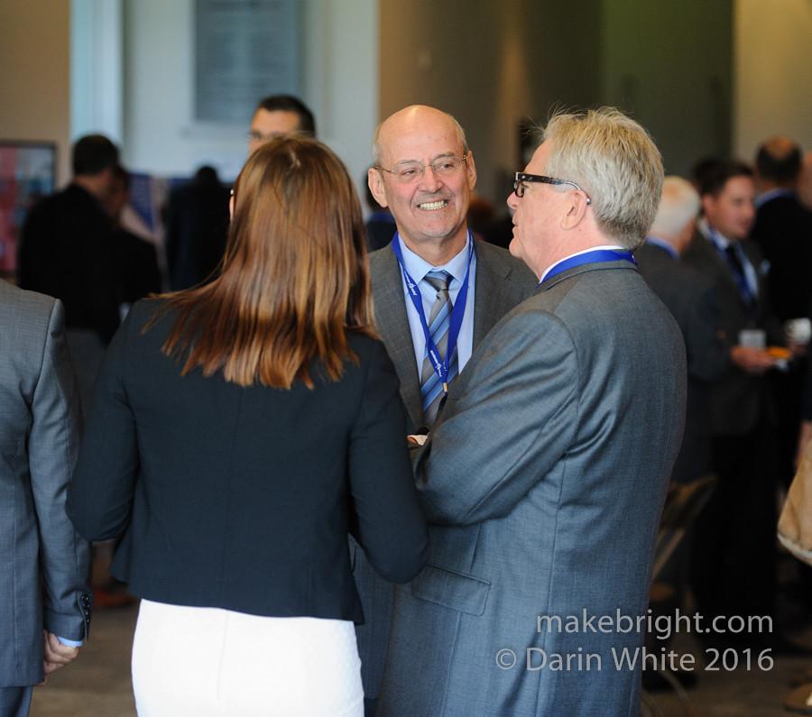 Governor General David Johnston at the AC - May 2016 048