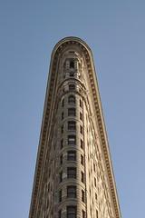 Flatiron Building Top Crop
